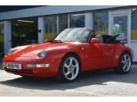 1994 Porsche 911 3.6 CARRERA 2d AUTO 268 BHP Convertible Automatic