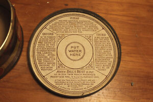 Vintage Dill's Best Tobacco Tin London Ontario image 8