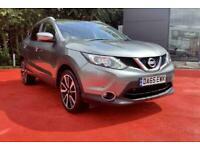 2015 Nissan Qashqai 1.6 dCi N-Tec+ 5dr SUV Diesel Manual