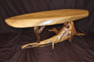 *ONE OF A KIND* Handcrafted woodwork