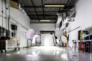 AVAILABLE STUDIO SPACE FOR RENT
