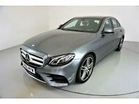 2016 Mercedes-Benz E-CLASS 2.0 E 220 D AMG LINE 4d AUTO-2 OWNER CAR-HEATED HALF