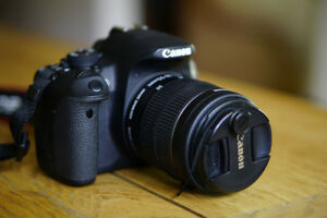 Canon T5i - 18-55mm