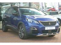 2018 Peugeot 3008 GT Line Premium 1.5 BlueHDi 130 SUV Diesel Manual