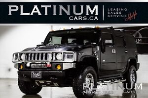 2003 Hummer H2 SPORT UTILITY/ CHROME APPEARANCE/ SUNROOF/