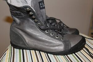 6.5-7 Brand New Shoes Real Leather from Palladium