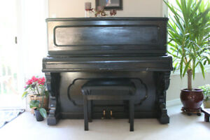 Beautiful Heintzman Piano