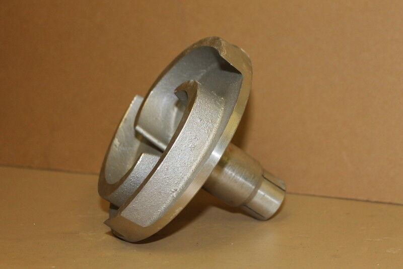 "Impeller assembly, 6"", Aluminum, A14404A, MP Pumps Unused"