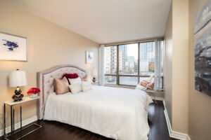 Large bedroom for rent in beautiful Condo - Ssauga - Jan/ Feb
