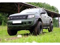 2012 Ford Ranger Seeker Raptor Camo edition with 9k seeker styling spend 5 do...