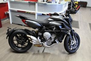 2014 MV AGUSTA RIVALE 800 ABS traction FINANCING AVAILABLE