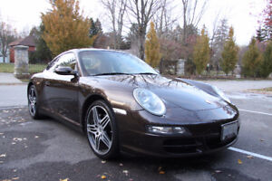 2008 Porsche 911 Carrera 4 Coupe Safety Certified