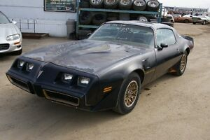 "1980 ""BANDIT""  TURBO T-top TRANS AM S/E   #1983"