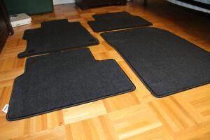 Tapis Floor Mats Carpet Honda Civic Noir *Jamais Utilisé*