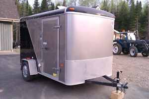 Trail Master by US Cargo 6 X 10 enclosed trailer