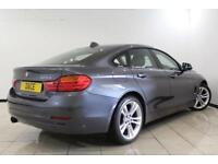 2015 15 BMW 4 SERIES 2.0 420D SPORT GRAN COUPE 4DR AUTOMATIC 188 BHP DIESEL