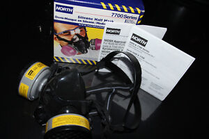 NORTH-MASQUE PURIFICATEUR/AIR PURIFIER-MASK (NEUF/NEW)