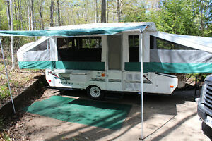 Excellent Condition and VERY CLEAN Viking Tent Trailer