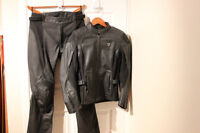 REV'IT! Womens' Leather Jacket Size Medium - New no tags