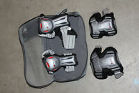 Roller Hockey Gear (Knee, Elbow, Wrist Guards)