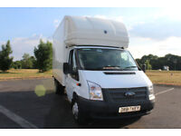 Ford Transit 2.2TDCi ( 125PS ) ( EU5 ) ( RWD )350 EF DRW Luton WITH TAIL-LIFT