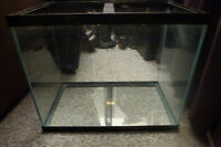 wanted unwanted large fish tanks