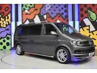 2016 VW Transporter T6 T32 2.0Tdi Shuttle Se 150PS 9 SETER SPORTLINE PACK