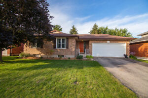3 Bedroom House with Partially Finished Basement for Sale