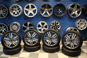 """18"""" KIA SPORTAGE 2017 FACTORY OEM RIMS AND TIRES- BN***SALE***"""