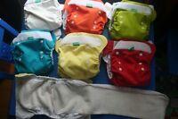 Lot de couches lavables