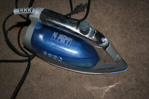 Used Black and Decker Iron