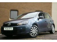 Volkswagen Golf 1.6TDI 2011 S 1 PREVIOUS OWNER BARGAIN PRICE