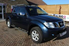 2014 NISSAN NAVARA DCI 190 TEKNA CONNECT 4X4 DOUBLE CAB PICK UP DIESEL