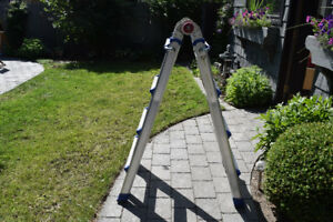 Heavy Duty Articulating Ladder