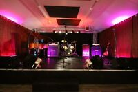 NEW -THE MUSIC MILL - SHOWCASE/REHEARSAL STAGE