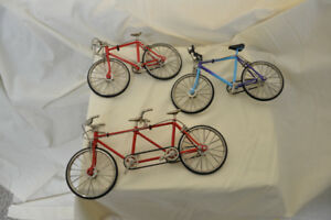 Miniature bycicles
