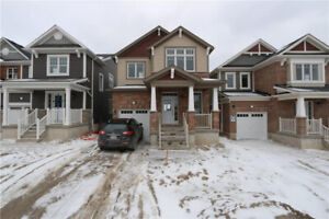 Beautiful, New Built Home Backing onto a Large Park