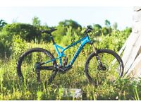 Cannondale Trigger 4 Full Suspension Mountain Bike 2015 in Medium - new and unridden - rrp £2,695