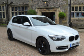 BMW 120 2.0TD ( 184bhp ) 4X4 xDrive Sports Hatch 2013 d Sport, 63K MILES,