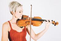 Violin/Fiddle Instructor