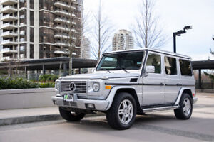 2005 Mercedes-Benz G500 SUV Exclusive Package