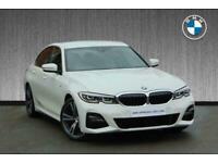 2020 BMW 3 Series 318i M Sport Saloon Auto Saloon Petrol Automatic