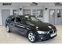 2014 63 BMW 3 SERIES 2.0 320D EFFICIENTDYNAMICS TOURING 5D AUTO 161 BHP DIESEL