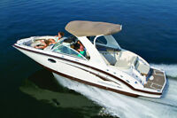 Bowriders to Cruisers - Chaparral: First Class Boats