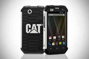 CAT B15 Construction Phone