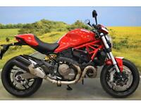 Ducati Monster 821 2015**ABS, DATATAG, R&G PROTECTION KIT, SEAT COWL**