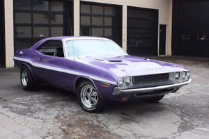 1970 Challenger 440CI 4 speed manual