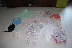 vetement pour fille 9 a 12 mois