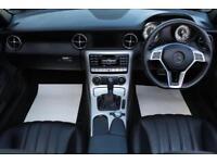 2011 61 MERCEDES-BENZ SLK 1.8 SLK200 BLUEEFFICIENCY AMG SPORT ED125 2D AUTO 184