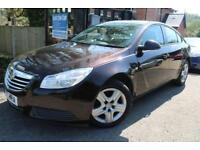 2012 Vauxhall Insignia SE 2.0CDTi 130PS 5 Dr Maroon EX MOD FSH Finance Available